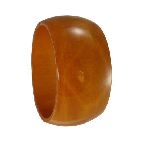 dome-bangle-honey-plain1