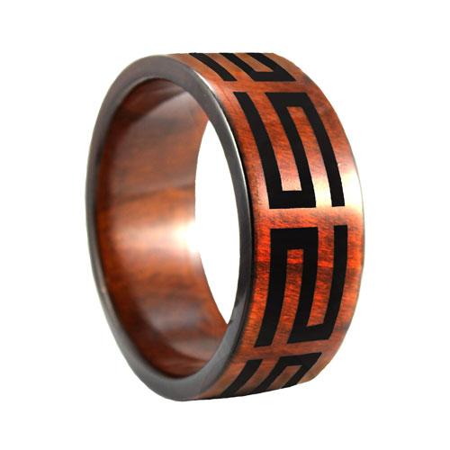 flat-wooden-bangles-bracelets-maze-caramel1