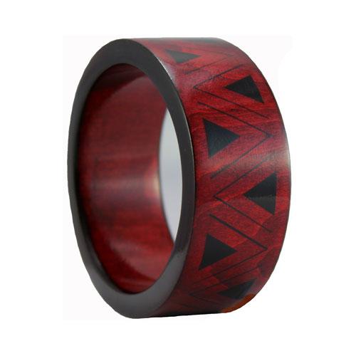 flat-wooden-bangles-bracelets-trapeze-cherry