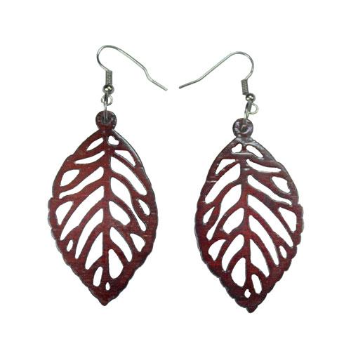 leaf-earings-cherry