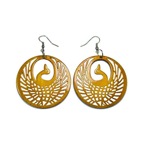 swan-earings-honey